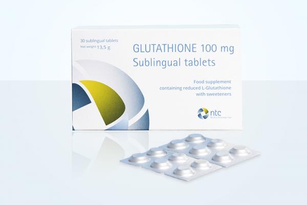 Viên ngậm trắng da Glutathione - Đột phá dạng ngậm dưới lưỡi