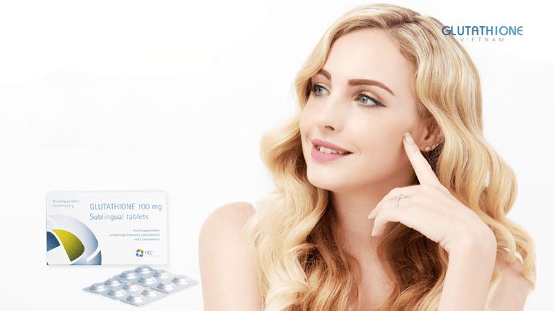 Ưu nhược điểm của phương pháp làm trắng da từ Glutathione