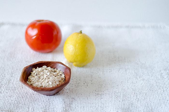 Mặt nạ cà chua + cốt chanh giúp se khít lỗ chân lông