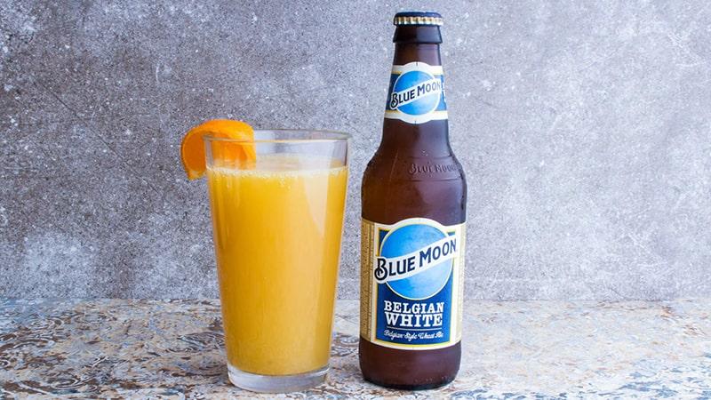 Làm trắng da toàn thân bằng bia tươi và cam