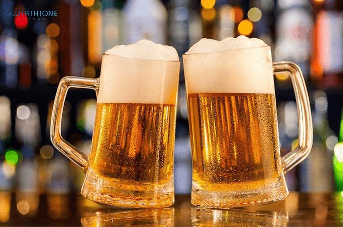 Sử dụng bia làm trắng da an toàn, hiệu quả mà tiết kiệm