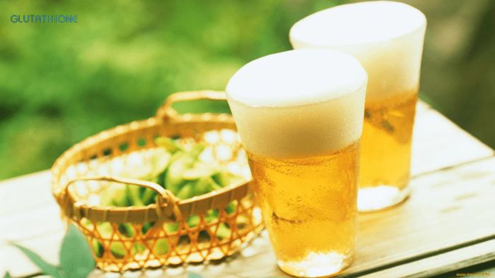 Các cách làm trắng da bằng bia phổ biến hiện nay