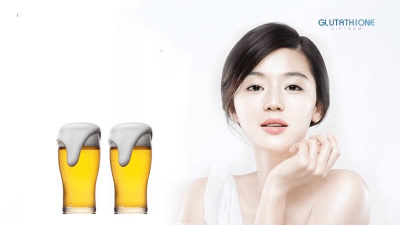 3 Phương pháp làm trắng da bằng bia đơn giản mà hiệu quả