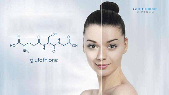 Glutathione làm trắng da như thế nào?