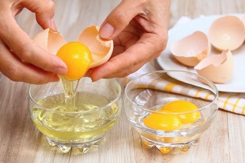 Mặt nạ trứng gà chống lão hóa da