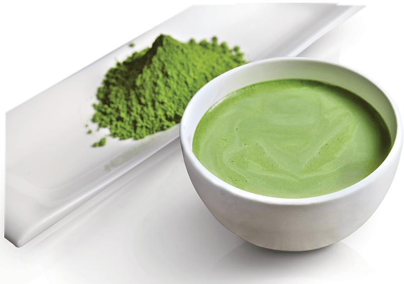 Bí quyết chống lão hóa da từ hỗn hợp bột trà xanh, bột cám gạo và sữa chua