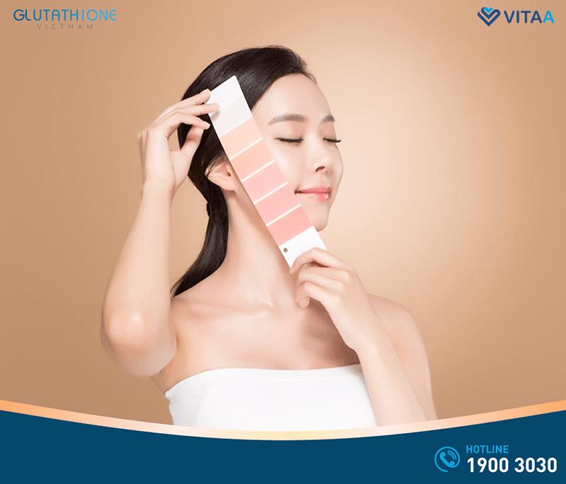 Viên ngậm dưới lưỡi Glutathione là giải pháp trị nám hiệu quả