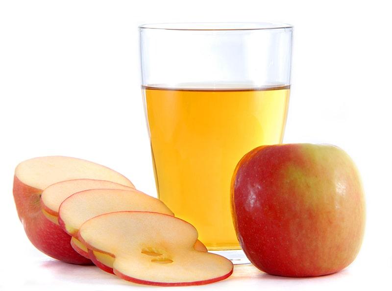 ách trị nám da sau sinh với giấm táo
