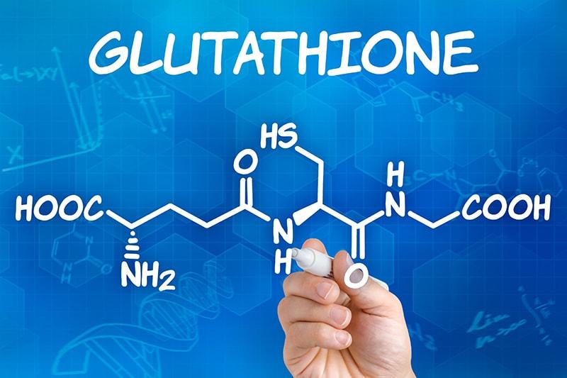 Glutathione là chất chống oxy hóa cực mạnh