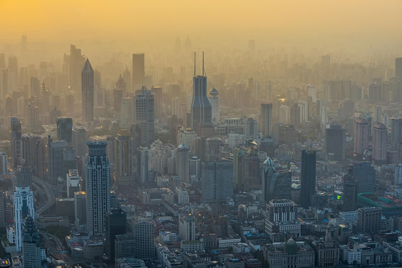 Môi trường ô nhiễm là nguyên nhân gây lão hóa da