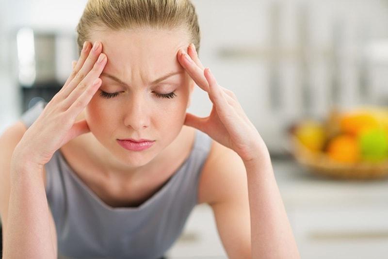 Rối loạn nội tiết tố là 1 trong những nguyên nhân hình thành nám da