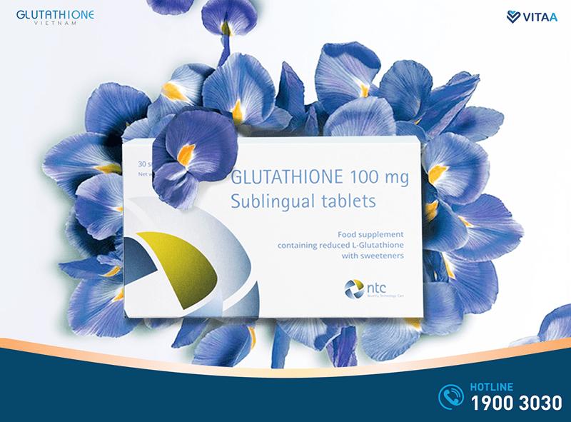 Bổ sung hoạt chất Glutathione giúp cải thiện nám da hiệu quả