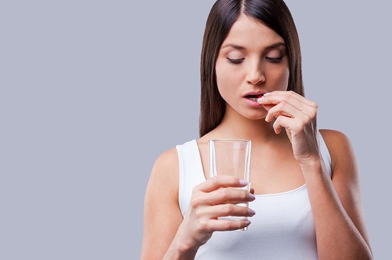 Lạm dụng thuốc tránh thai là nguyên nhân gây ra nám nội tiết