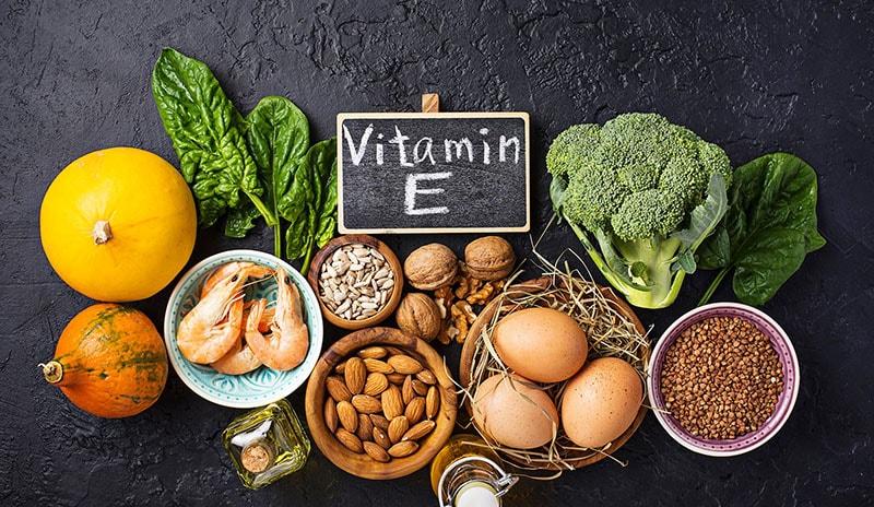 Da dầu nên uống bổ sung vitamin E như thế nào?