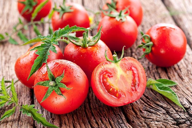 Mặt nạ cho da dầu từ cà chua