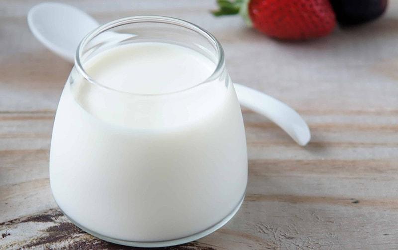 Mặt nạ sữa chua dành cho da dầu