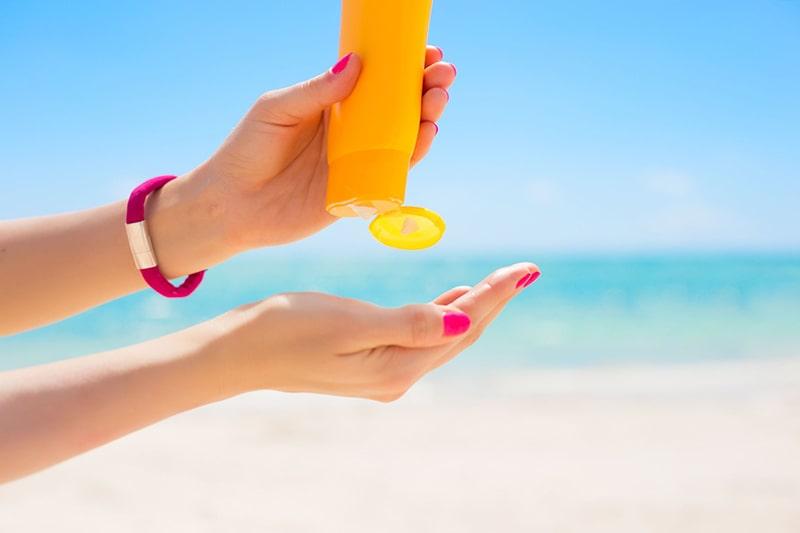 Kem chống nắng dành cho da dầu
