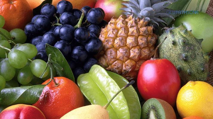 Bật mí những loại trái cây chống lão hóa da hiệu quả