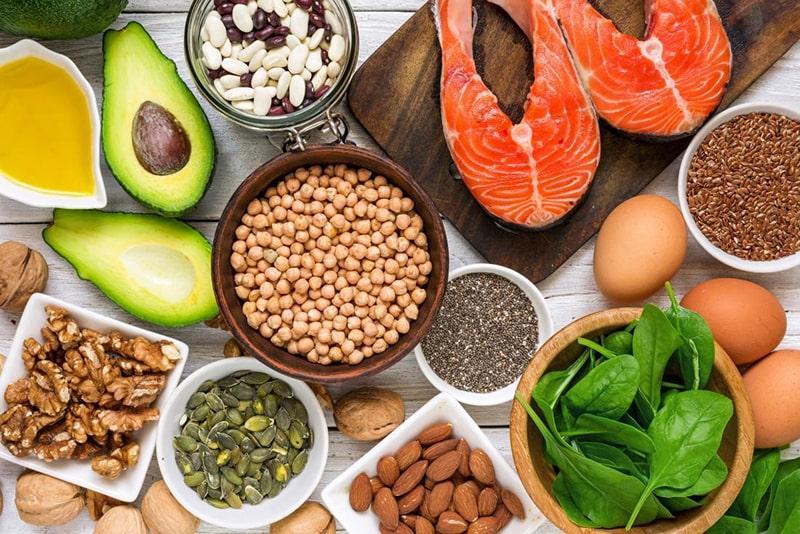 Nhóm thực phẩm giàu omega 3 có khả năng chống lão hóa da hiệu quả