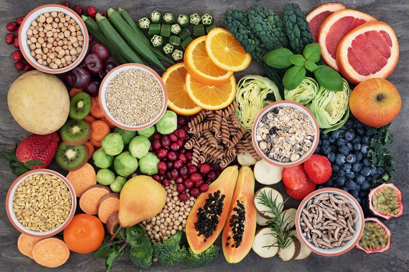 Nhóm thực phẩm tốt cho tiêu hóa có khả năng chống lão hóa da hiệu quả