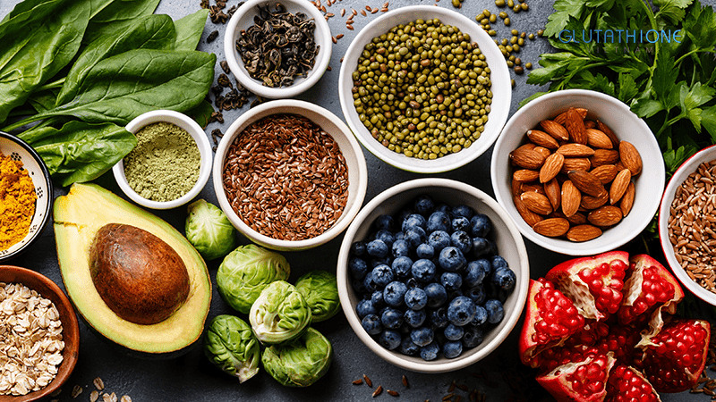 Bạn đã bổ sung các thực phẩm chống lão hóa da này chưa?