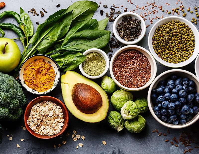 Các loại thực phẩm giàu Glutathione