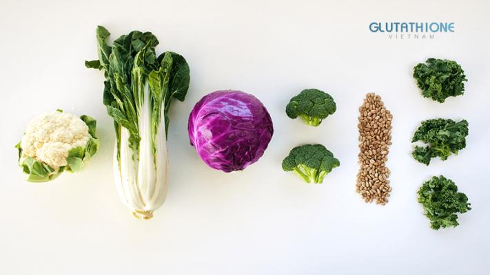 Glutathione Có Trong Những Loại Thực Phẩm Nào?