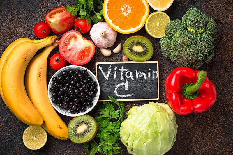 Thực phẩm giàu vitamin C rất tốt cho những người da bị mụn