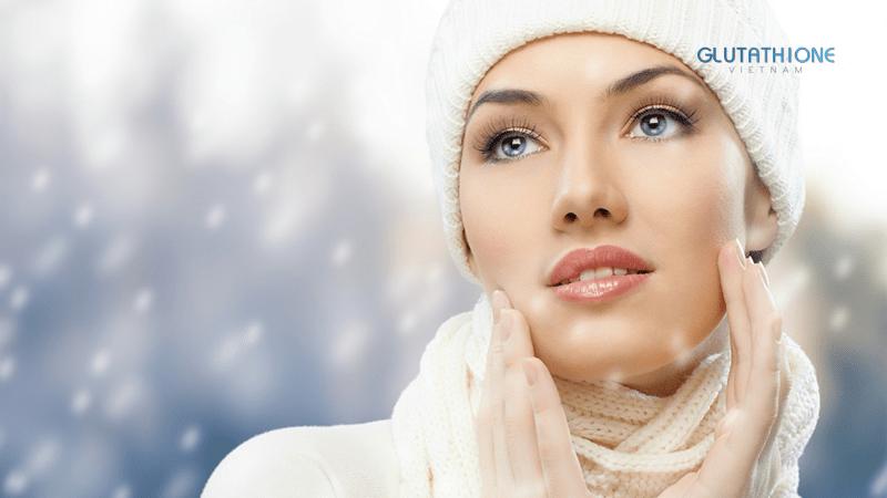 Chăm sóc da của bạn vào mùa đông với 6 bước cơ bản