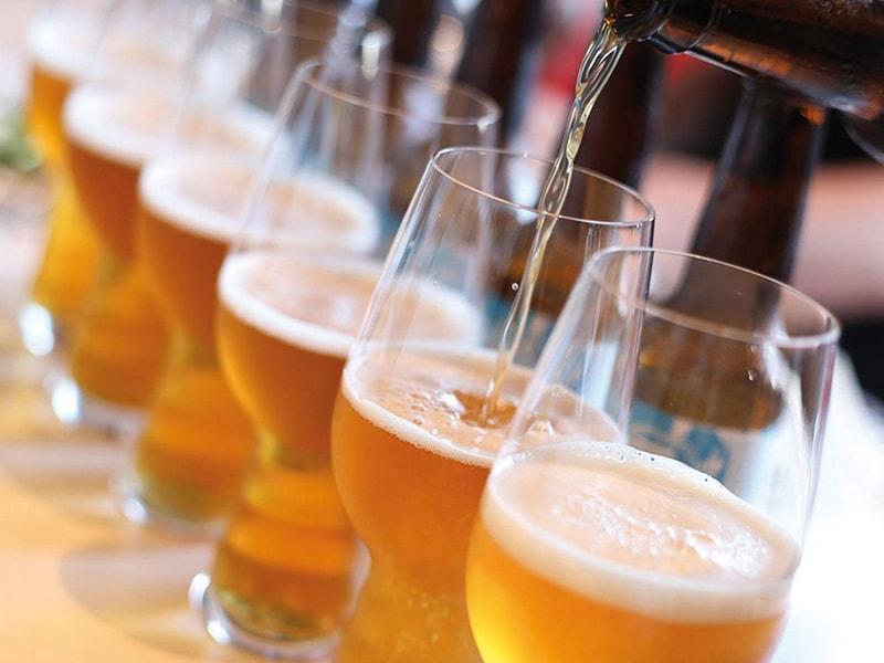 Các công thức làm đẹp da từ bia