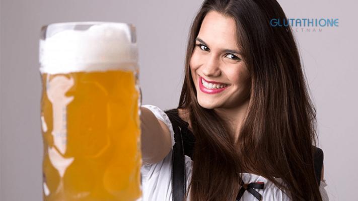 Sự Thật Thì: Uống Bia Có Đẹp Da Không?