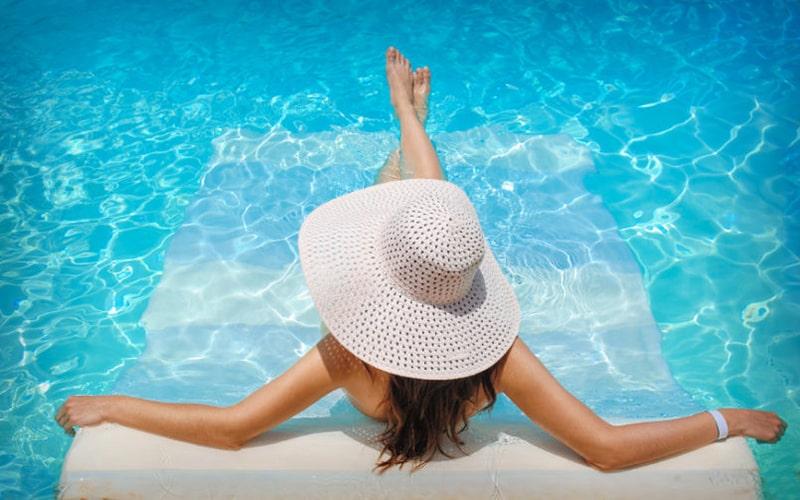 Chọn kem chống nắng khi đi bơi