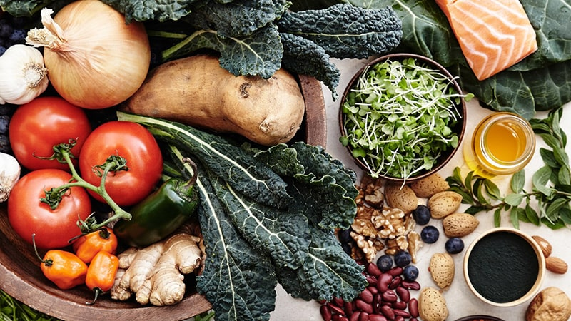 Ăn thực phẩm giàu Glutathione tự nhiên để tăng mức độ Glutathione trong cơ thể